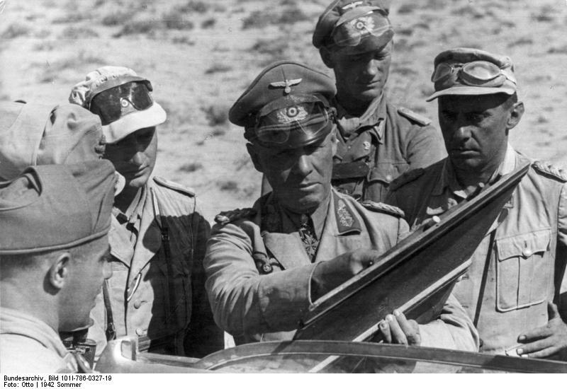 Мышеловка для «Крыс пустыни». Роммель захватил Тобрук в численном меньшинстве!