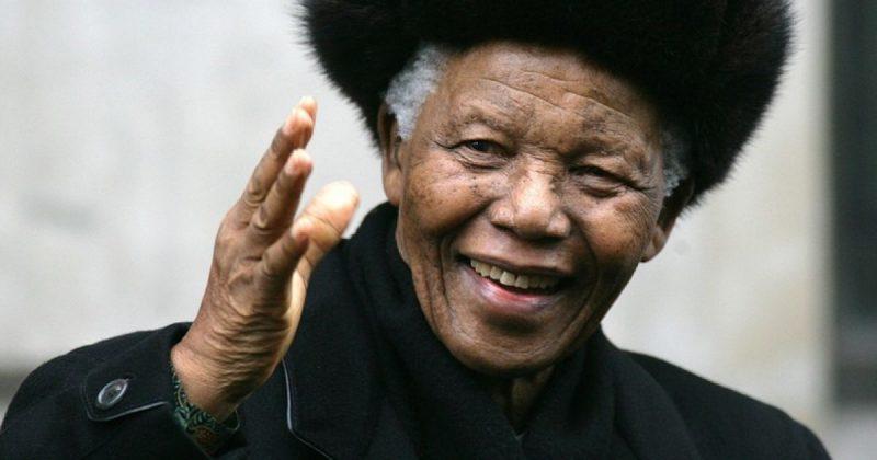 Нельсон Мандела - борец за права человека
