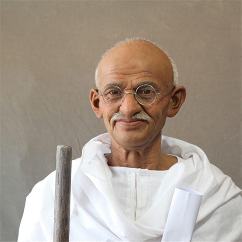 Махатма Ганди - борец за независимость Индии
