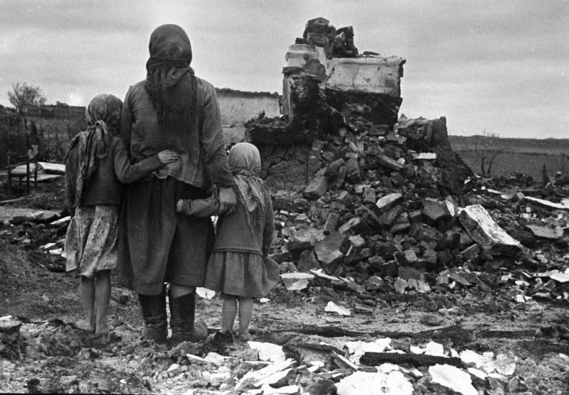 Жертвы и потери в ходе Второй мировой войны