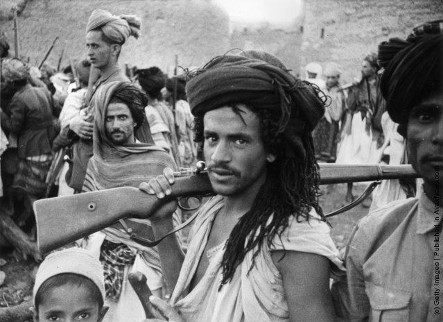 Война в Йемене. СССР создавал базу на Аравийском полуострове