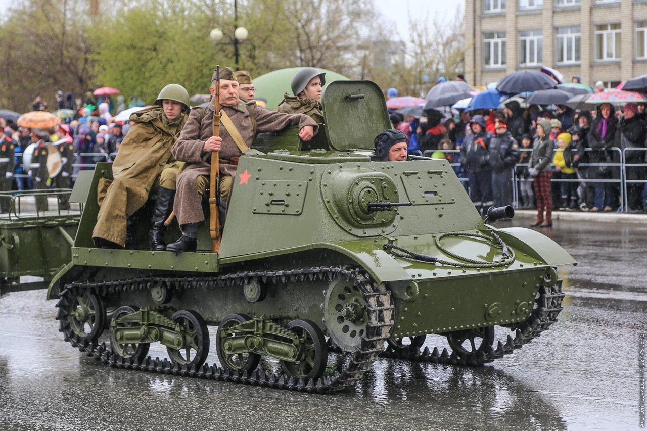 Тягач Т-20 «Комсомолец» - качественно новый уровень