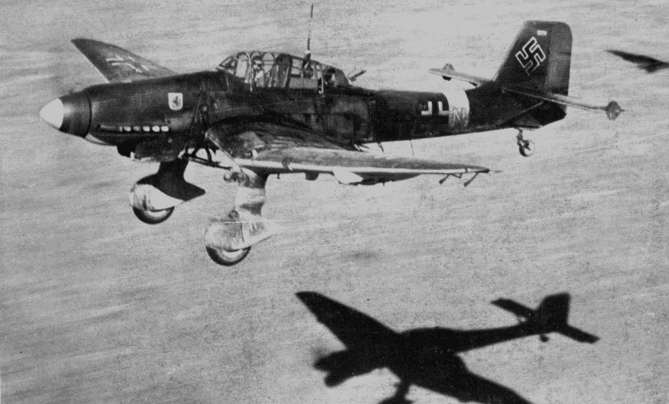 Юнкерс Ju 87 «Штука»