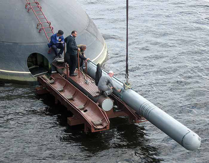 Торпедные аппараты - эффективное оружие на субмаринах