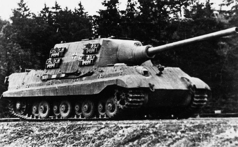Истребительно-противотанковая САУ «Ягдтигр»