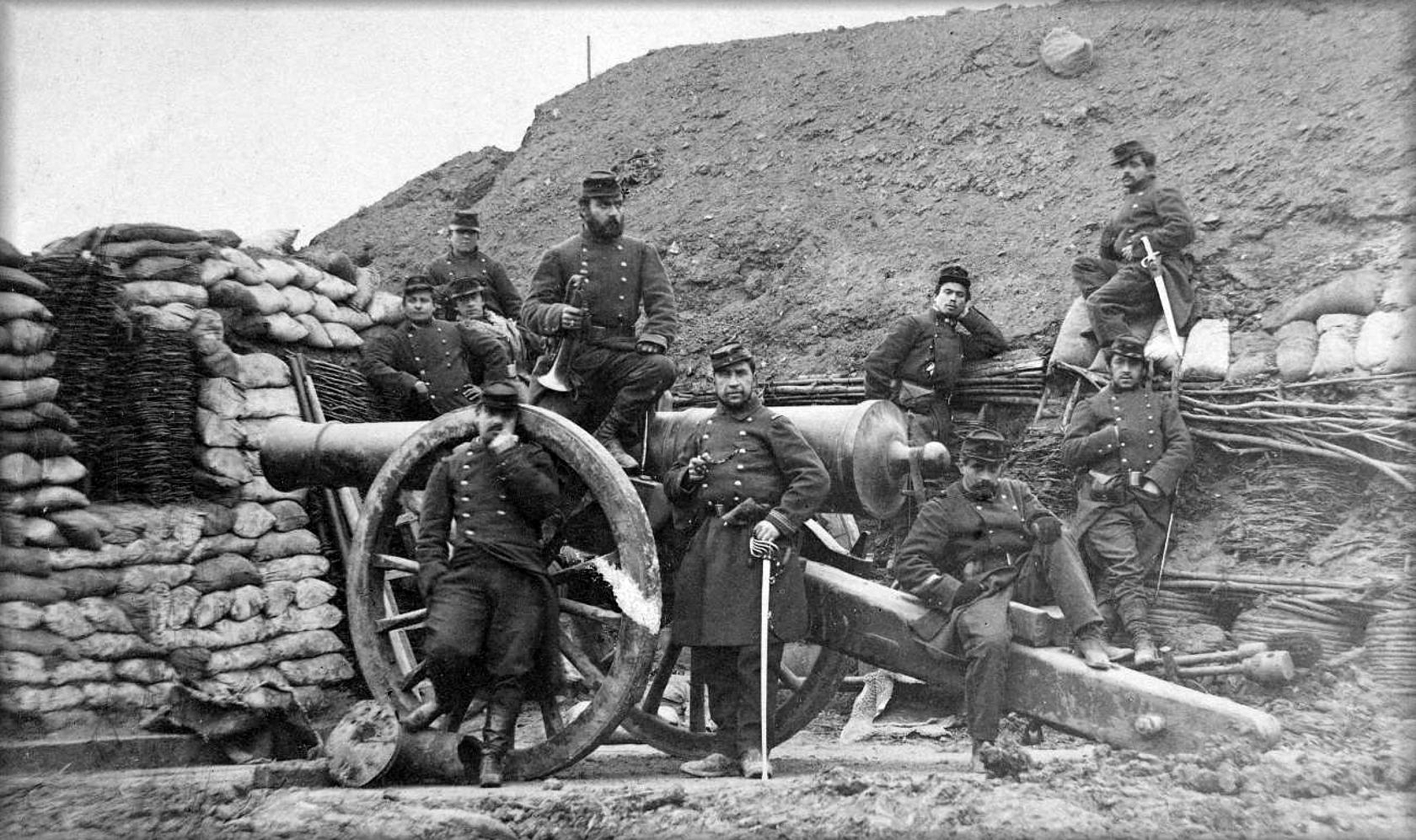 Франко-прусская война - предвестница Первой мировой