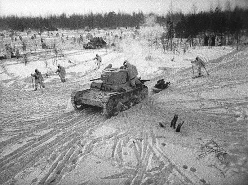 «Тайфун» покатившийся на запад - разгром немецко-фашистских войск под Москвой