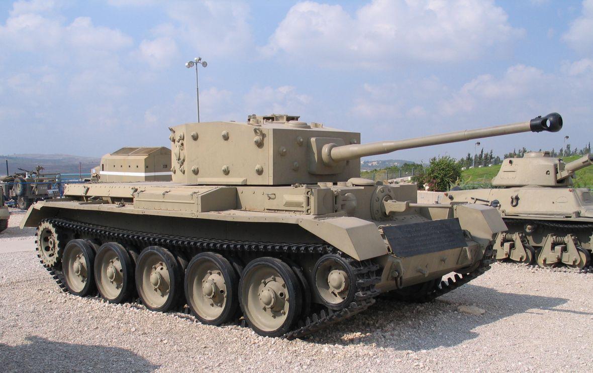 Крейсерский танк «Кромвель» VI Mk VIII