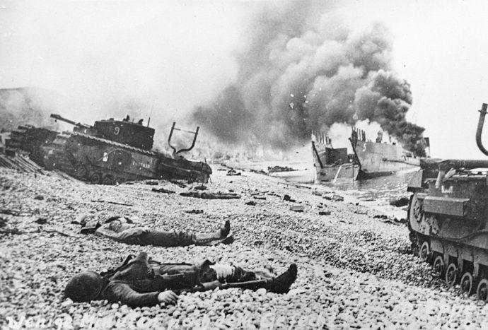Бессмысленная атака - как англичане в Дьепе были биты
