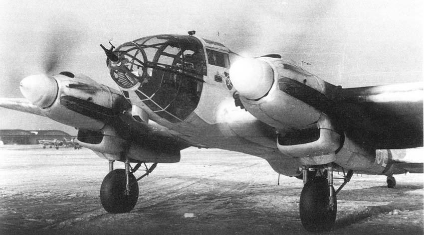 Хейнкель Не 111H-20/R3