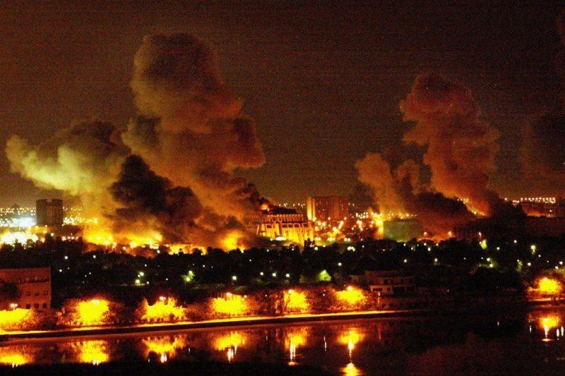 20 лет бомбардировке Югославии. Американцы не пожалели даже роддом