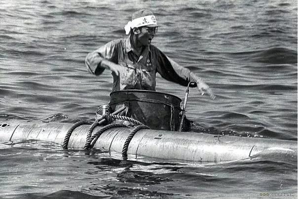 Грозные кайтэны - бесполезные морские камикадзе
