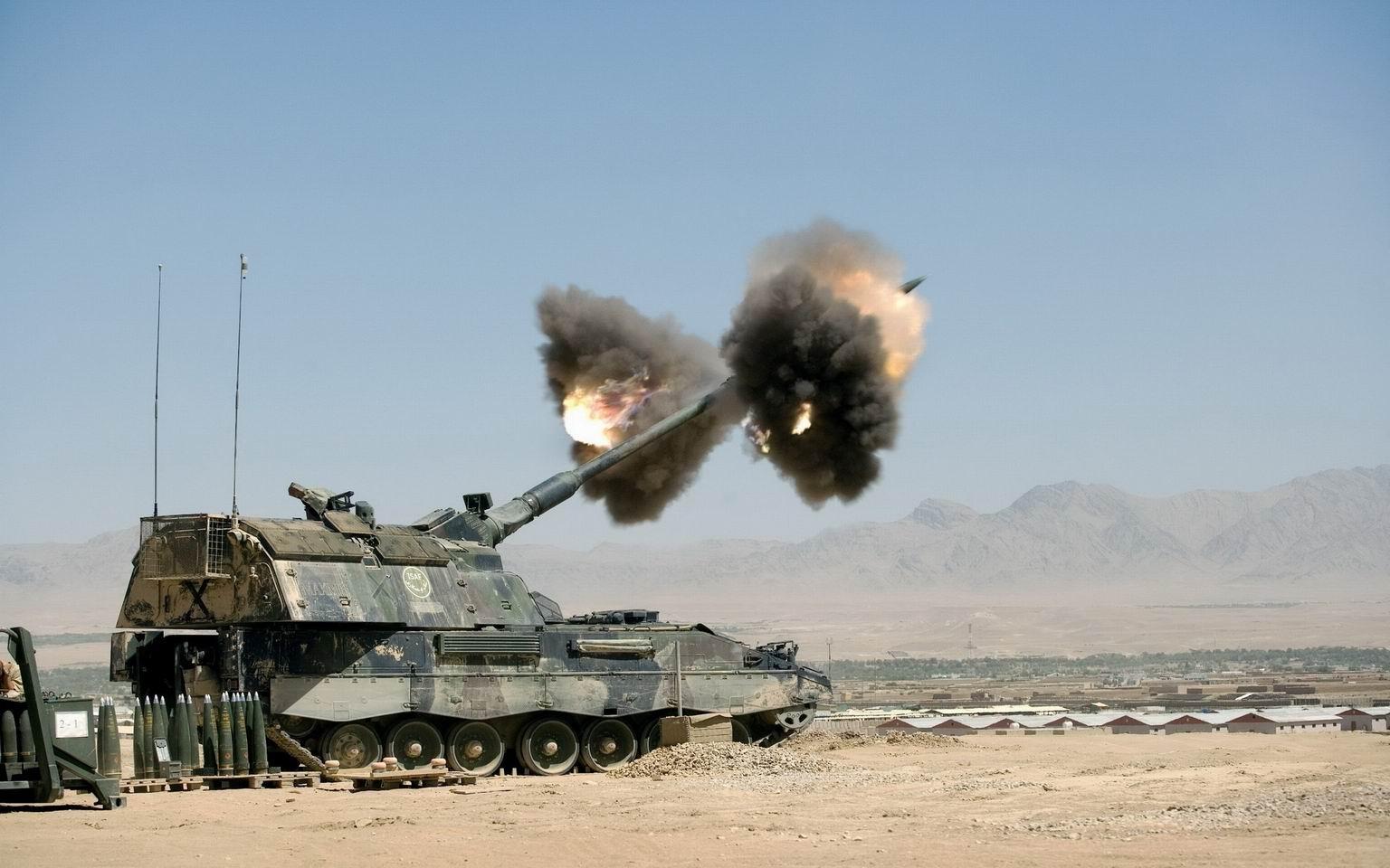Самоходная артиллерийская установка 2С35 «Коалиция-СВ»