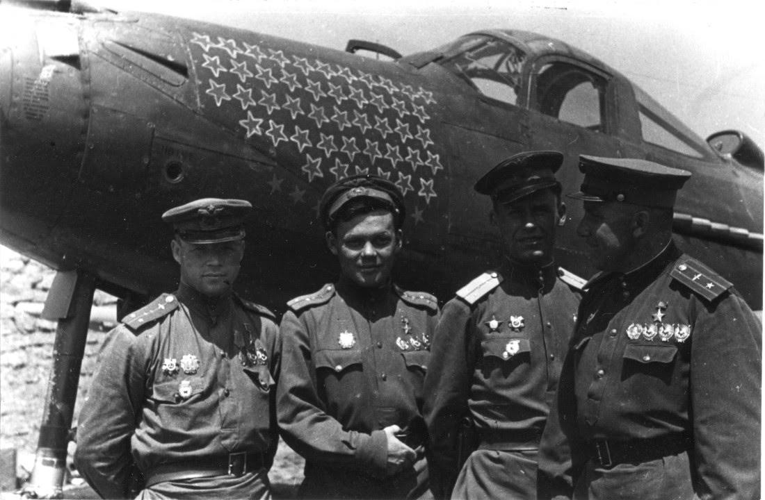 Иван Федоров - советский летчик-ас, награжденный Гитлером и Сталиным