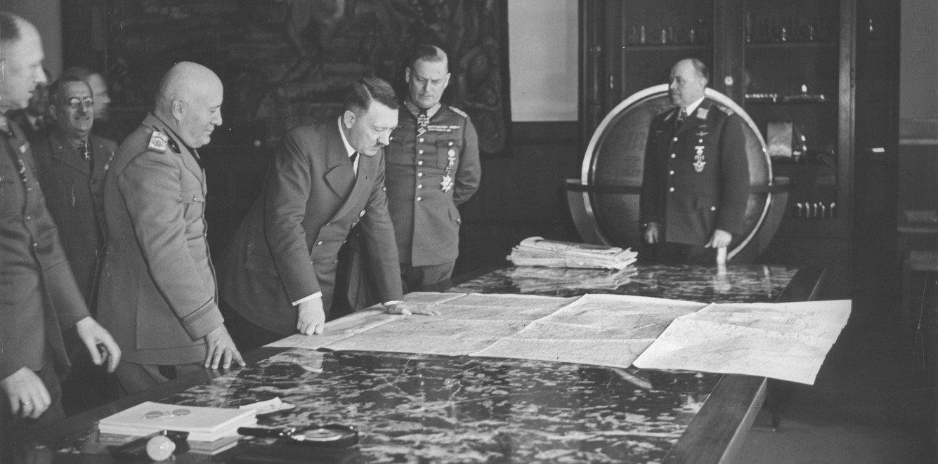 Директива №21. План «Барбаросса» (18 декабря 1940 г.)