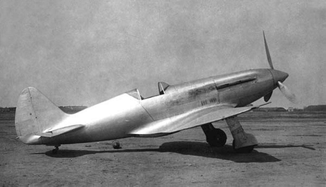 МиГ-1 - советский скоростной истребитель