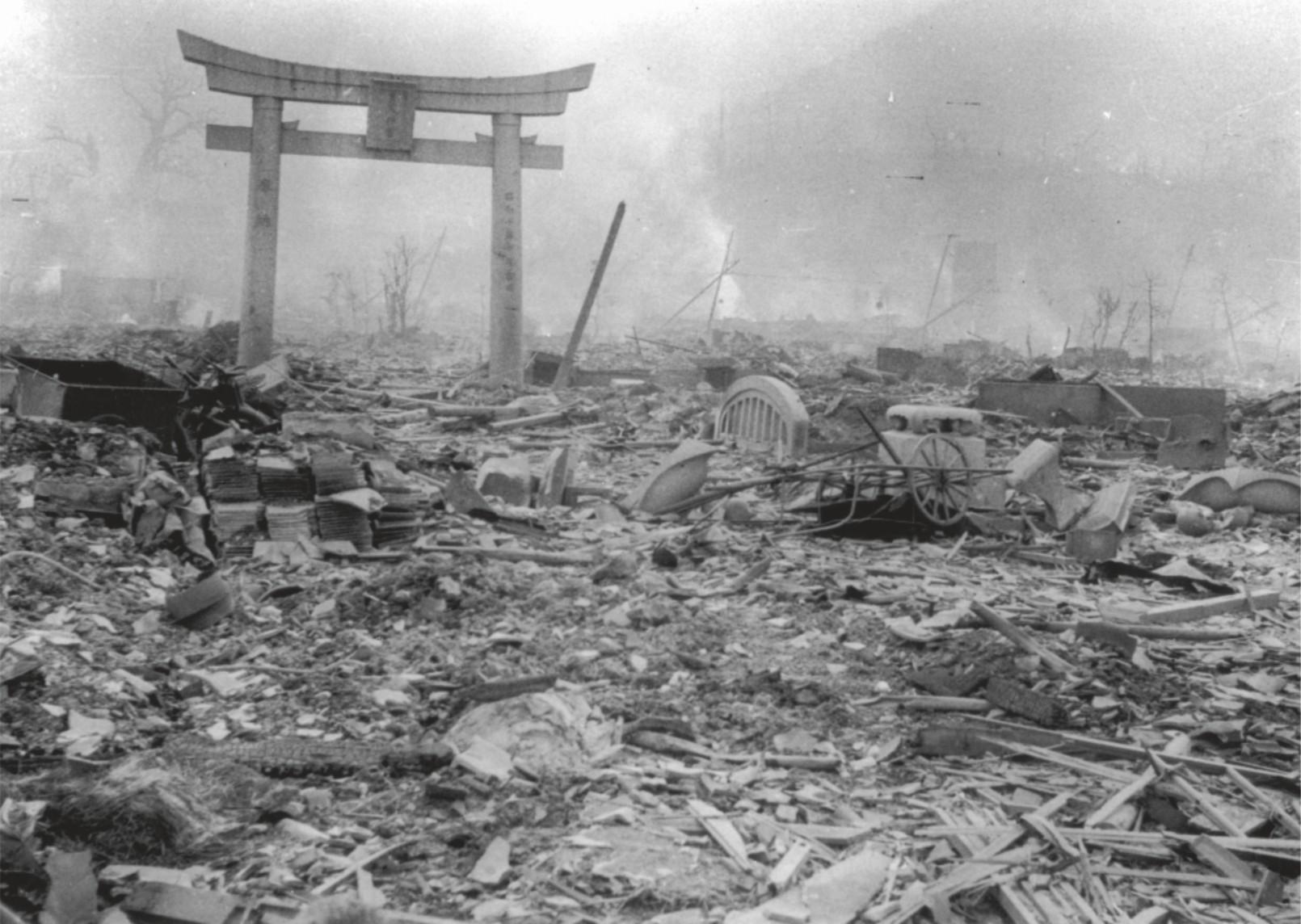 Почему бомбили именно Хиросиму и Нагасаки?