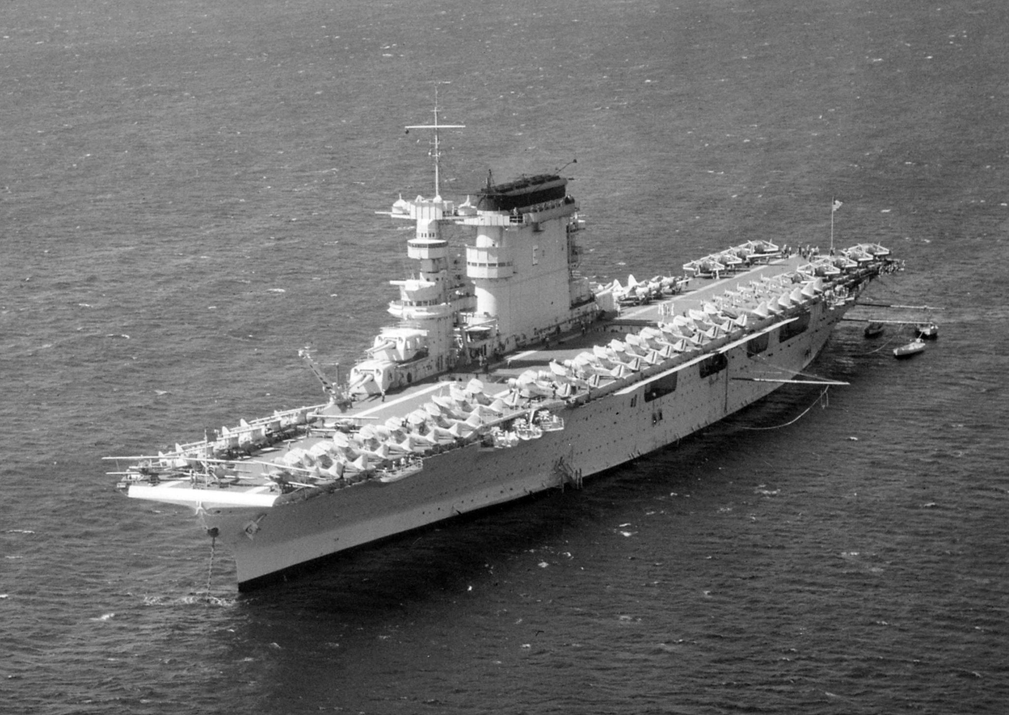 Американский авианосец «Лексингтон» (CV-2)