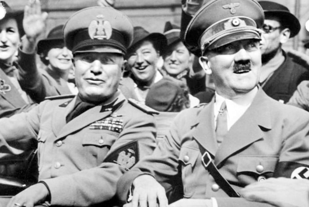 Италия вступает в войну (10 июня 1940 г.)