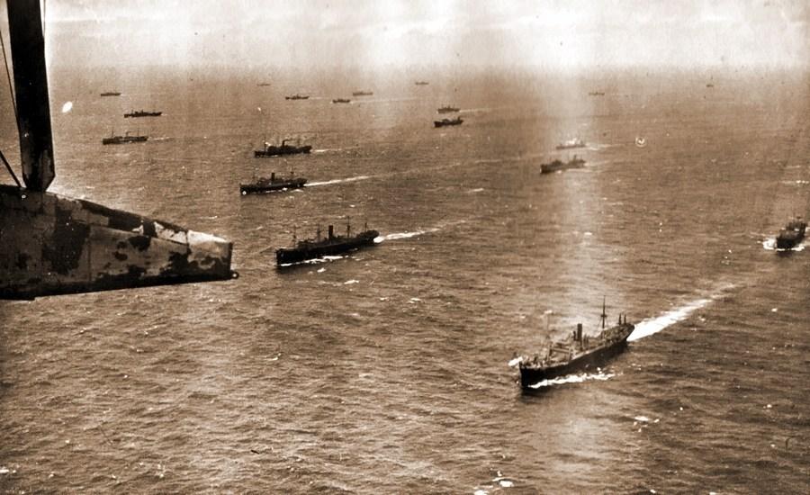 Арктические конвои серии PQ/QP. Помощь союзников (31 августа 1941 г. — 2 сентября 1942 г.)