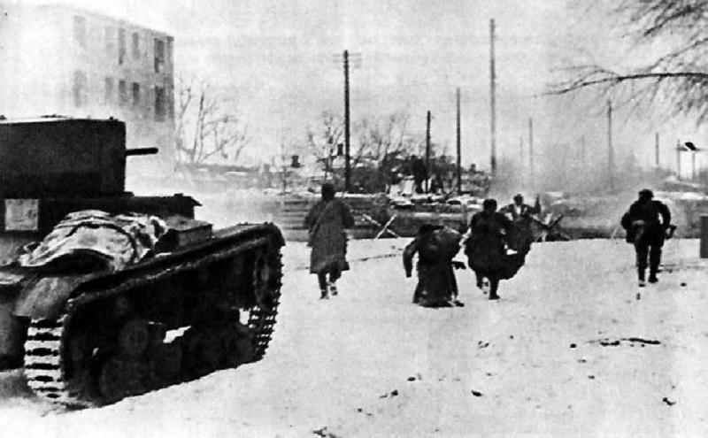 Битва за Донбасс (29 сентября — 4 ноября 1941 г.)