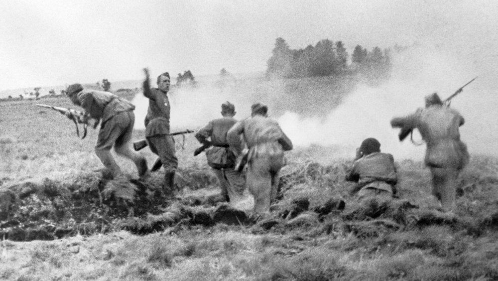 «Приграничные сражения» (22 июня — 10 июля 1941 г.)
