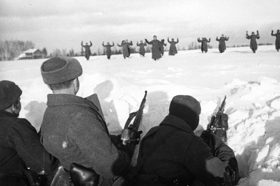Битва за Москву (30 сентября 1941 г. — 5 января 1942 г.)