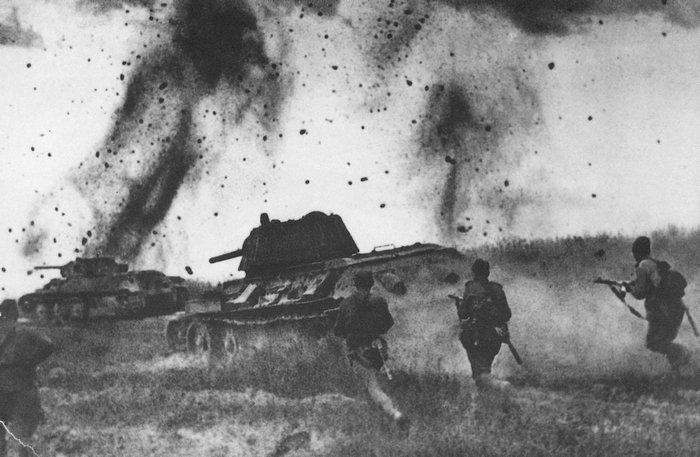 Оборонительная часть Курской битвы (5—23 июля 1943 г.)