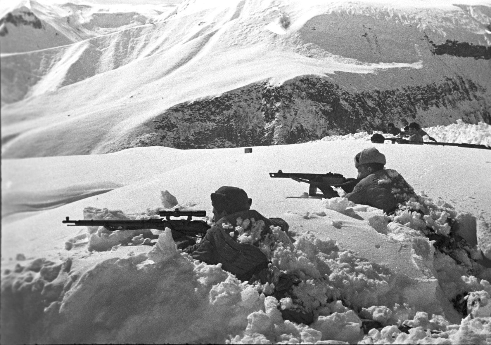 Битва за Кавказ (25 июля — 17 декабря 1942 г.)