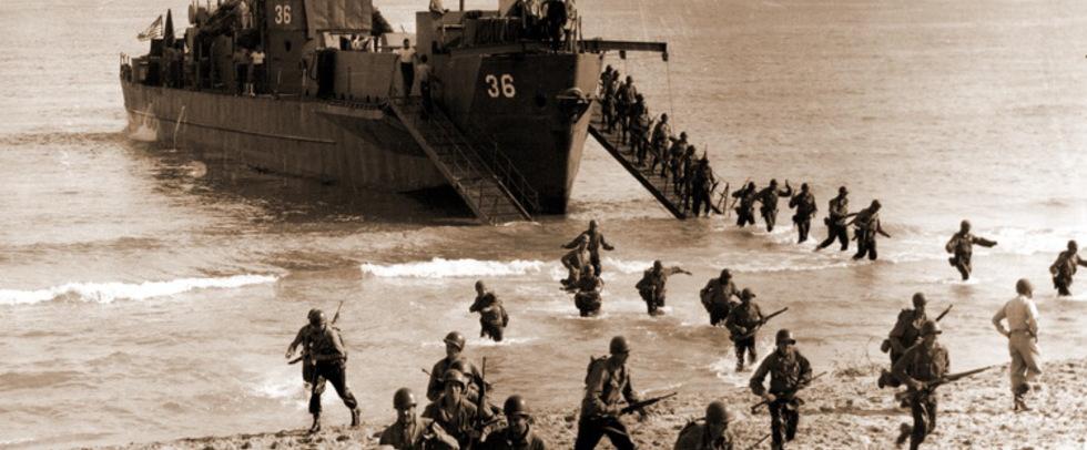 Операция «Факел» (8—13 ноября 1942 г.)