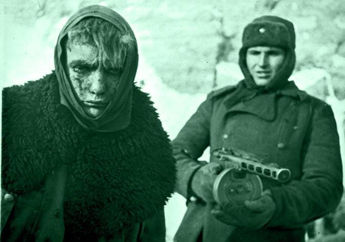 Наступательный этап Сталинградской битвы (19 ноября 1942 г. — 2 февраля 1943 г.)
