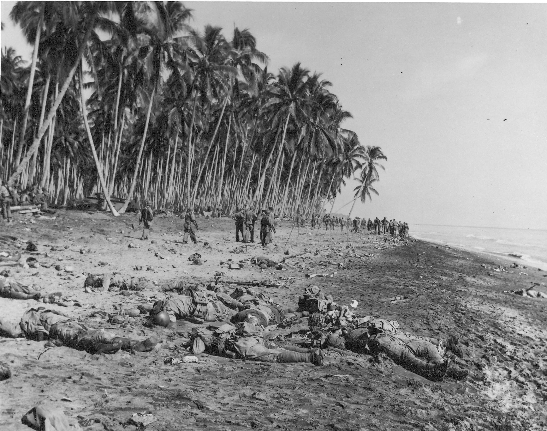Битва на острове Гуадалканал (7 августа 1942 г. — 8 февраля 1943 г.)