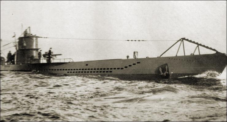 Германская подводная лодка U-47