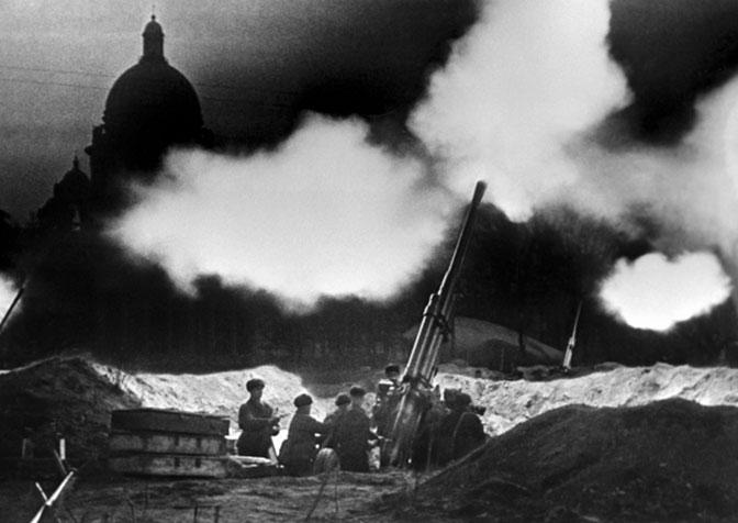 Окончание битвы за Ленинград (12 января 1943 г, — 10 августа 1944 г.)
