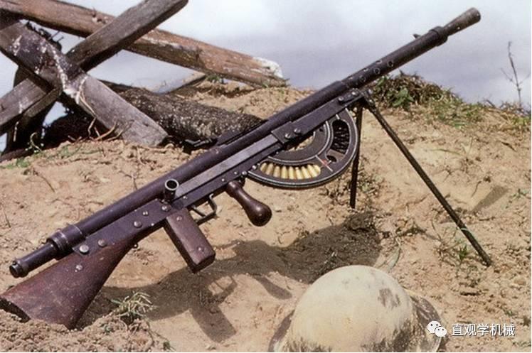 Ручной пулемет Шоша - востребованный неудачник