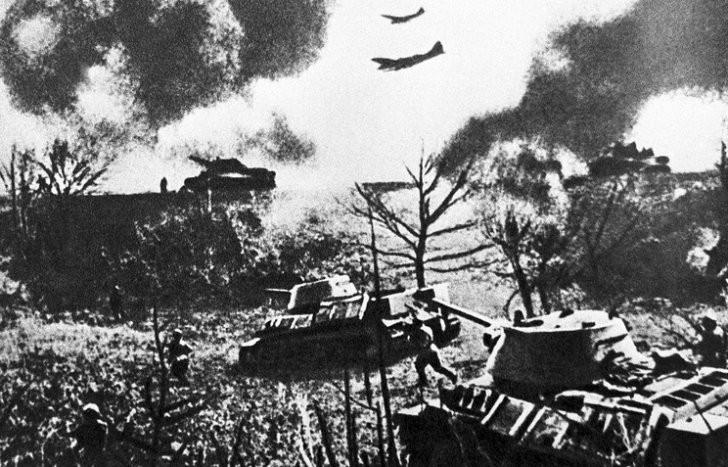 Наступательный этап Курской битвы (12 июля — 23 августа 1943 г.)