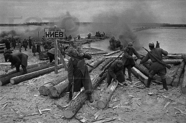 Битва за Днепр (26 августа — 23 декабря 1943 г.)