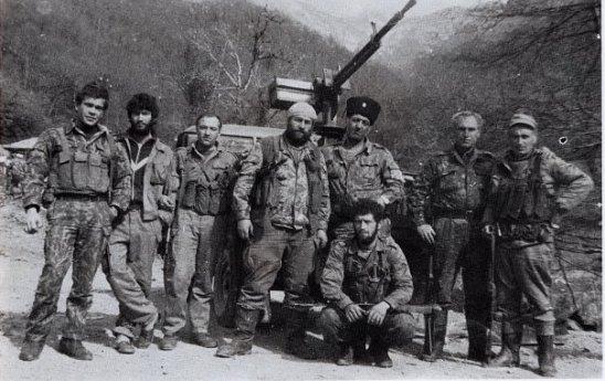 Абхазия - 1992. Как Басаев воевал против грузин
