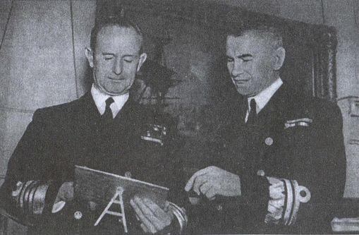 Георгий Свирский - «Крестный отец» польского флота