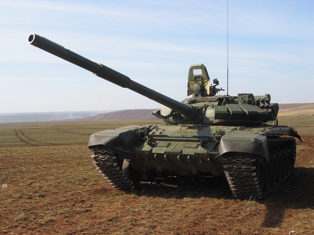 Танк Т-72А - легендарный разрушитель