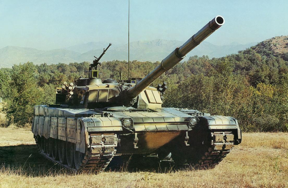 Основной боевой танк Китая Type 90-II