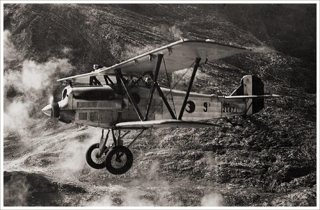 Итальянский истребитель Fiat CR.10