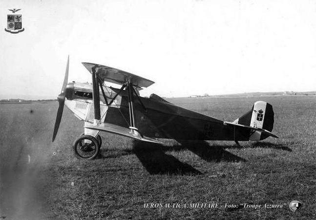 Итальянский истребитель Fiat CR.5