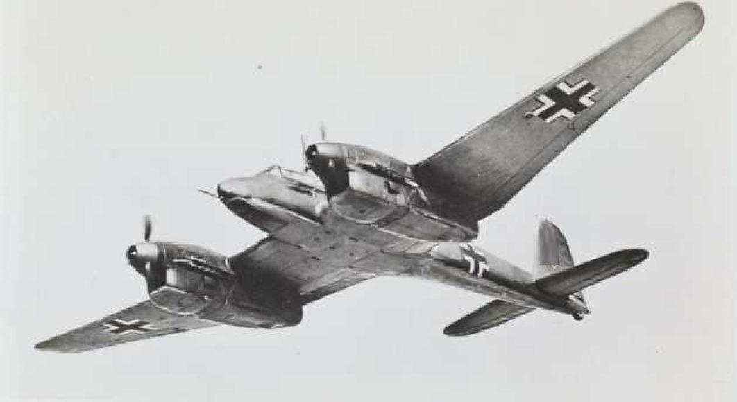 Немецкий истребитель Focke-Wulf Fw 187