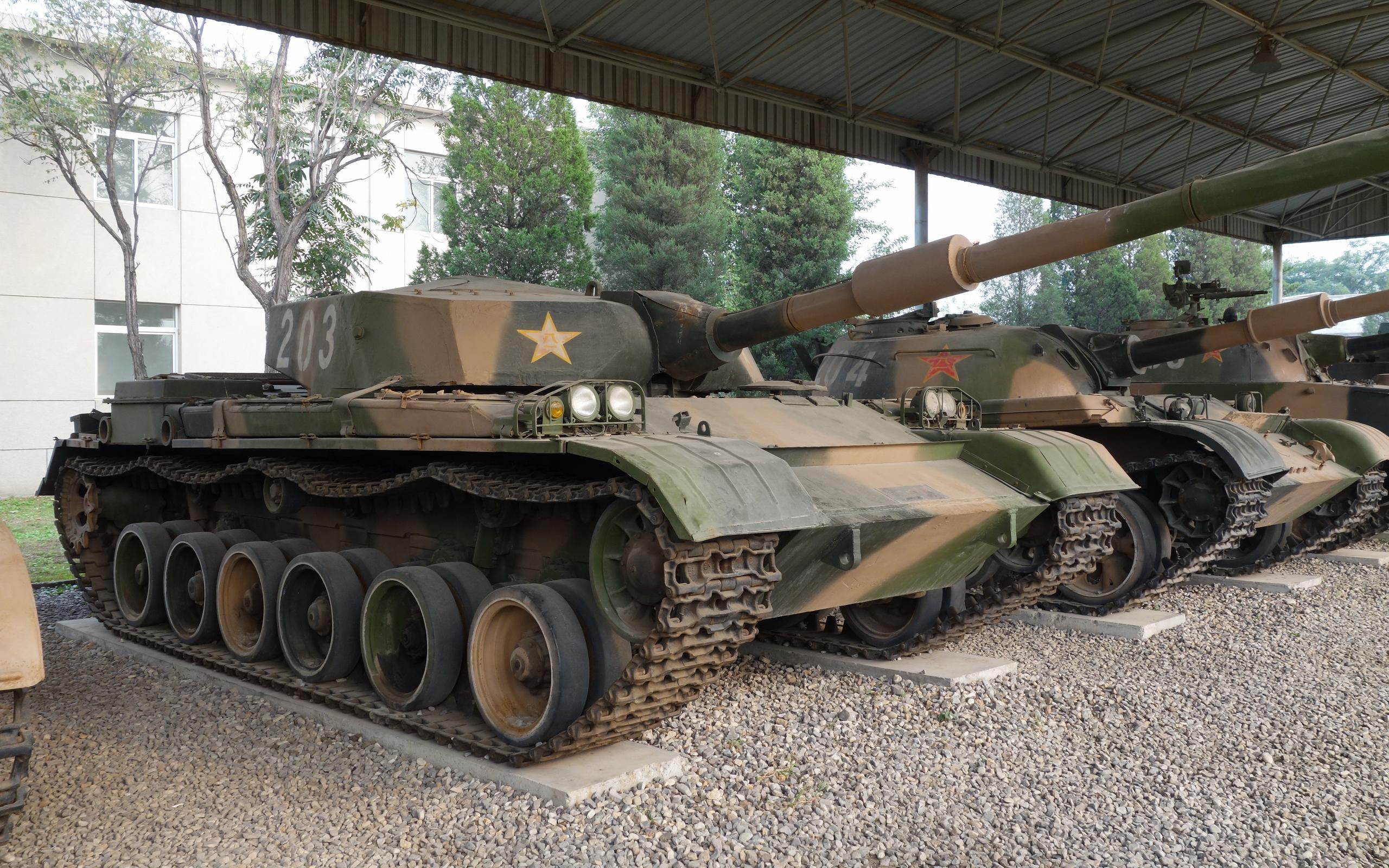 """Основной боевой танк Китая """"Storm-I"""""""