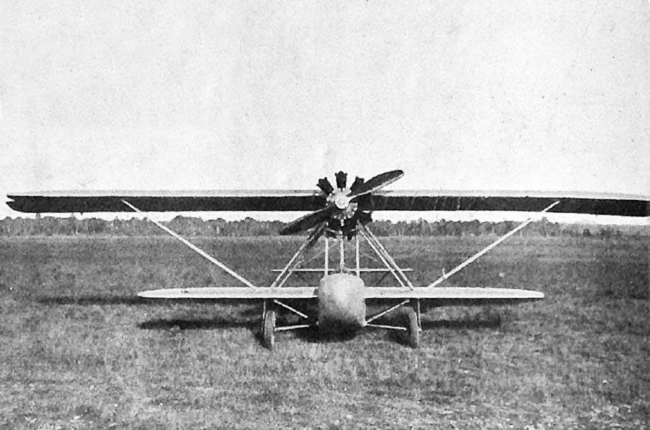 Итальянский гидроистребитель Caproni Ca.71