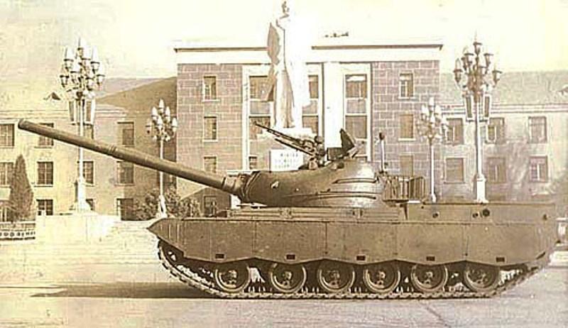 Китайский основной боевой танк WZ-122-6