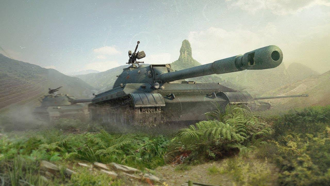 """Китайский тяжёлый танк """"WZ-113"""""""