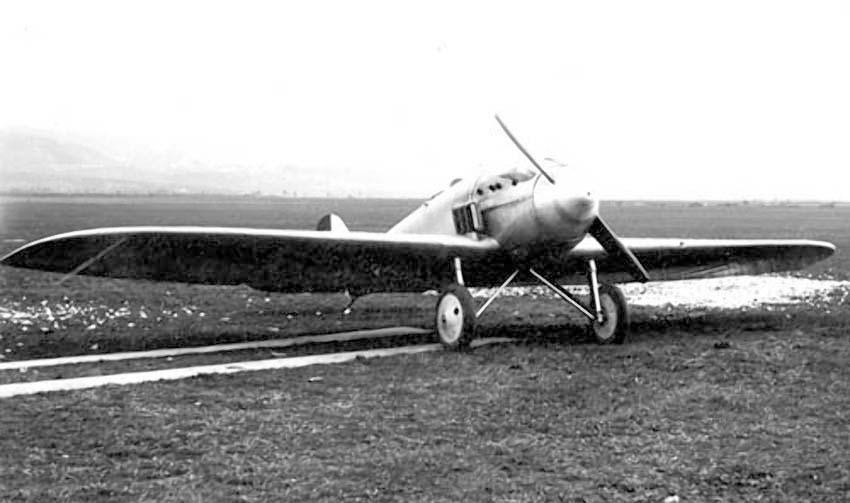 Итальянский истребитель Piaggio P.2
