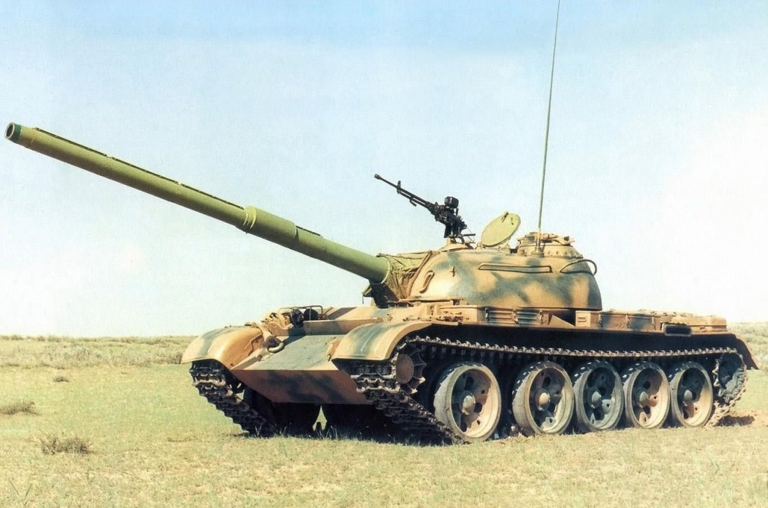 "Китайский средний танк ""Туре 59"""